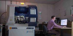 طیف سنج پراش پرتو ایکس آنالیز XRD