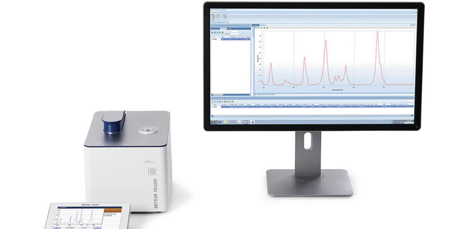 آنالیز طیف سنج مرئی فرابنفش آنالیز UV-VIS
