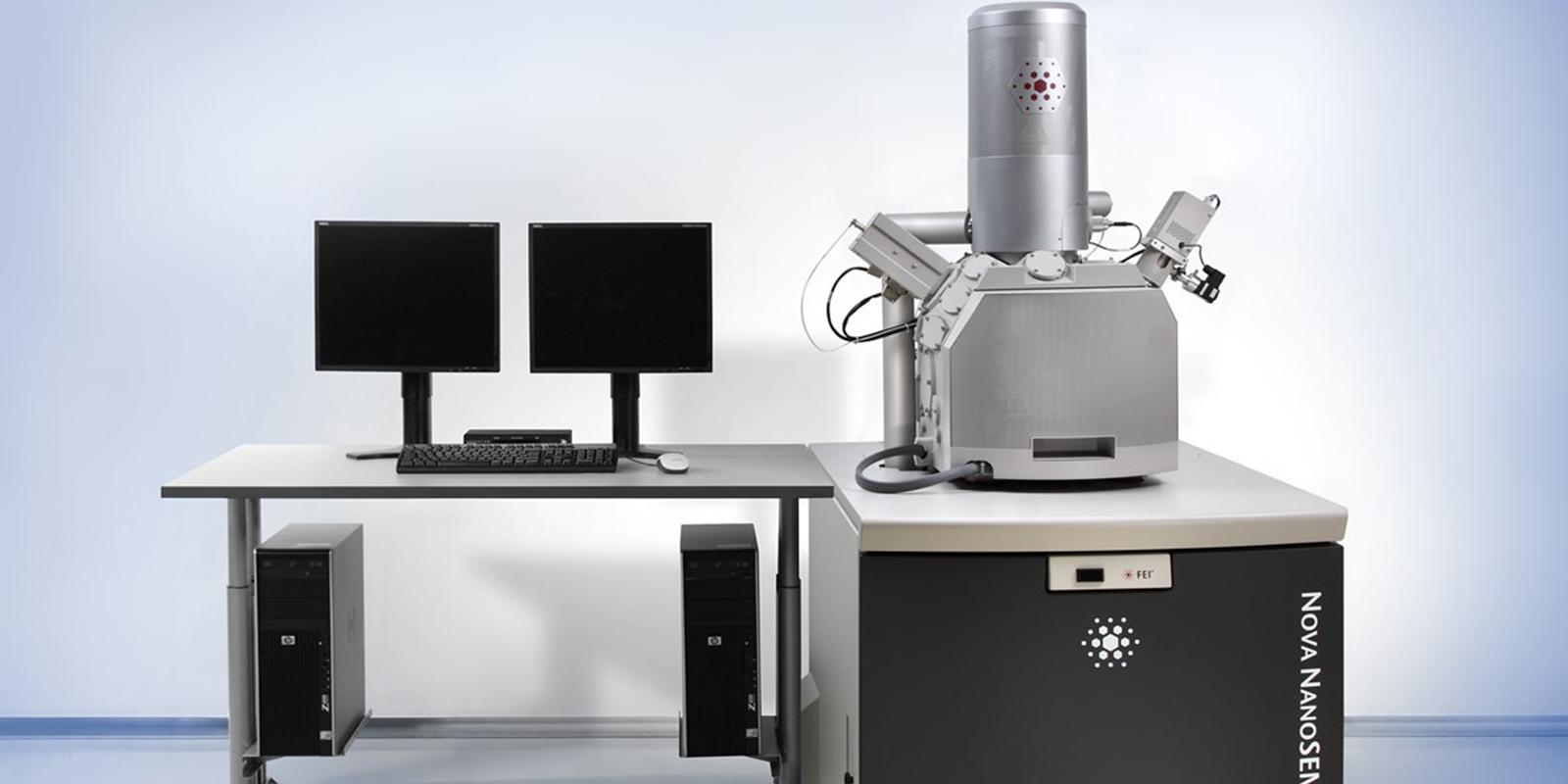 (FESEM-FEI(Nanosem 450