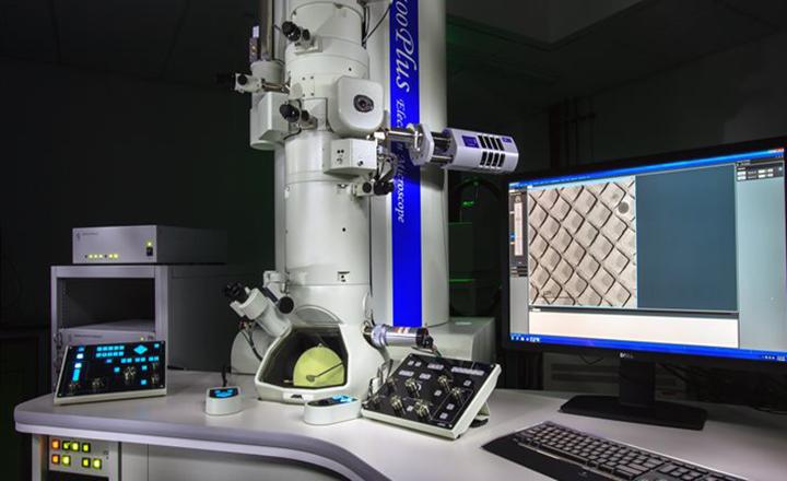 میکروسکوپ الکترونی عبوری چیست